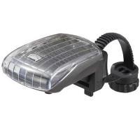 ●納期:3〜5営業日●送料:590円●返品交換:不可 [本商品について]太陽電池で充電するライト。太...