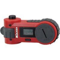 ミカサ(MIKASA) デジタルエアーゲージ AG1000 ボール 空気圧 計測器
