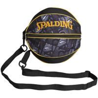 スポルディング (SPALDING) バスケ ボールバッグ ボールウィンドウ - 49-001BW バスケット ボールケース ボール入れ 収納