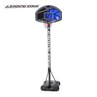 リーディングエッジ ジュニア バスケットボール ゴール ミニバス対応 LE-BS260 家庭用 自主練 バスケ バスケットゴール キッズ プレゼント