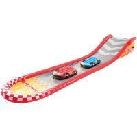 インテックス(INTEX) レーシング ファン スライド RACING FUN SLIDE 57167NP 家庭用プール お庭 子供 キッズ 水遊び