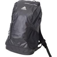 アディダス(adidas) 野球 バックパックL ブラック/シルバーメット FTK94 DU9679 リュックサック デイパック スポーツバッグ バッグ ベースボール