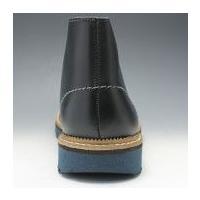 クラークス/ブーツ シティー ワークブーツ/FRELAN RISE/166E ブラック 26102984/メンズ 靴