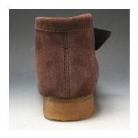 クラークス/ブーツ ワラビー/WALLABEE BOOT/886C ブラウンスエード 20352273/ワラビーブーツ/メンズ 靴