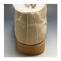 リーガル/ブーツ チャッカーブーツ/864R ベージュムートン/メンズ 靴