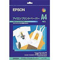 エプソン純正用紙 アイロンプリントペーパー Tシャツプリント紙