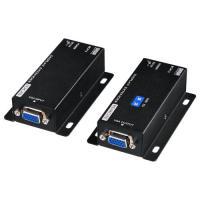 LANケーブルで映像信号を延長するディスプレイエクステンダー。受信機側が電源不要で設置が簡単な送信機...