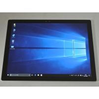 ★軽量かつパワフル。 Windows 10 搭載の Surface Pro 4 は、タブレットのモバ...