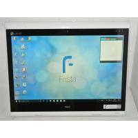 [美品][送料無料]NEC LAVIE Hybrid Frista HF150/DAW PC-HF1...