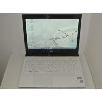 [中古美品][送料無料] LAVIE Note Standard NS350/DAW PC-NS35...