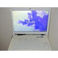 [良品][送料無料]SONY VAIO Jシリーズ VPCJ238FJ/W [ホワイト](Core ...