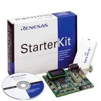 Renesas Starter Kit for RL78/G14は、RL78/G14マイコン用のユー...