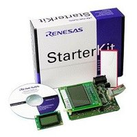 Renesas Starter Kit for R8C/2Dは、R8C/2Dマイコン用のユーザフレン...