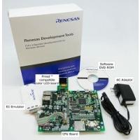Renesas Starter Kit+ for RX62Nは、RX62Nマイコン用のユーザフレンド...