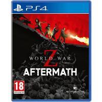 【新品】World War Z Aftermath ワールドウォーZ アフターマス PS4 輸入版