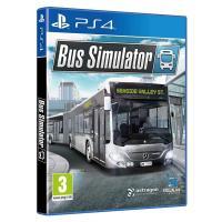 【10月18日頃入荷予定】Bus simulator バスシミュレーター 日本語表記対応 輸入版 PS4
