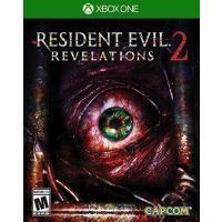 【新品】Resident Evil Revelations 2 バイオハザード リベレーションズ2 xbox one 北米版