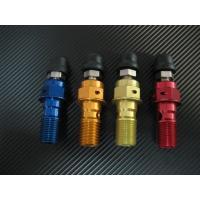 サイズ:P1.00 M10 シングルホース用 カラー:ブルー、ゴールド、レモン、レッド エアブリーダ...