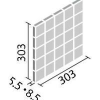 パールマスク 60角ネット張り ECO-60NET/PMK1NN|etile|02