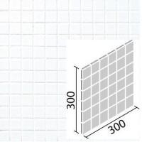 インテリアモザイク ニュアンス 50mm角ネット張り IM-50P1/NY1H / LIXIL INAX etile