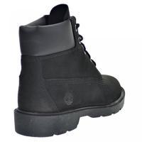 ティンバーランド レディースファッション ブーツ レディースシューズ アンクル Timberland Classic Boot Big Kids Shoes Black/Noir 正規輸入品