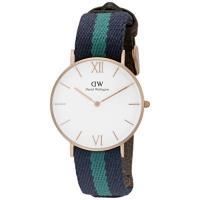 ■商品詳細 Round rose gold-tone watch featuring slender...