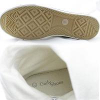 デイリーシューズ ブーツ レディース シューズ DailyShoes Women's Canvas Mid Calf Tall Boots Casual Sneaker Punk Flat, Cool Magenta 正規輸入品