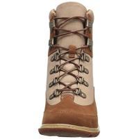 ティンバーランド レディースファッション ブーツ レディースシューズ アンクル Timberland Women's Amston Leather Fabric Hiker Boot 正規輸入品