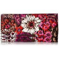 ヴェラ・ブラッドリー  ハンドバッグ レディースファッション カバン Vera Bradley Trifold Wallet, Camo Floral, One Size 正規輸入品