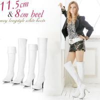 純白の美麗さと見た目の美脚さ、もちろん履き心地まで細部にまでこだわった、エトワール神戸オリジナルのホ...