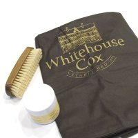 ホワイトハウスコックス WhitehouseCox L9892 ジップブリーフケース ハバナ ブライドルレザー 別称書類バッグ・手提鞄