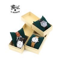 IL BISONTEより人気のクォーツ式腕時計が入荷しました♪ シンプルかつクラシカルなラウンドフェ...