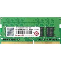 ノートPC用メモリ トランセンド TS512MSH64V1H [4GB DDR4 2133 SO-DIMM 15-15-15]