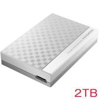 ポータブルHDD 2TB アイオーデータ EC-PHU3W2D [USB 3.0/2.0対応ポータブルハードディスク2TB]