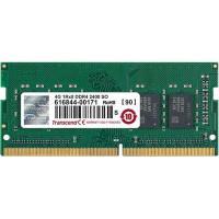 ノートPC用メモリ トランセンド TS512MSH64V4H [4GB DDR4 2400 SO-DIMM 1Rx8 260 pin 15-15-15]