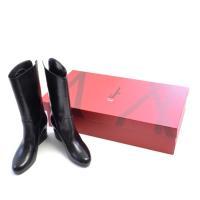 フェラガモ ブーツ FERRAGAMO ブルー 011390 0621036 送料無料