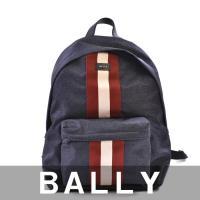 バリーのリュックバッグパック ブルー BALLY HINGIS/137 6215639137 ナイロ...