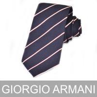 ジョルジオ アルマーニ ネクタイ GIORGIO ARMANI 8A920 00036 ネイビー プレゼント  ギフト