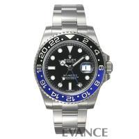 Ref.116710BLNR GMTマスターII ROLEX ロレックス
