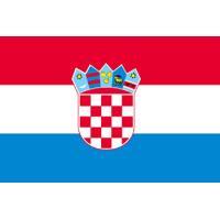 国旗 10,800円以上で送料無料 商品名:国旗 クロアチア ミニ No.23017 品番:2301...