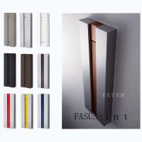 Panasonic FASUSint フェイサス イントは室内で郵便物が受け取れる、住宅壁埋め込み専...