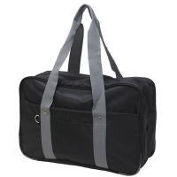 軽量で機能的なスクールバッグです。 余計なデザインがないシンプルな無地タイプ。 底のパイピングはすれ...