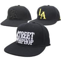ストリート系を中心に人気のBB(ベースボール)キャップです。インパクトのある立体刺繍がフロントを飾て...