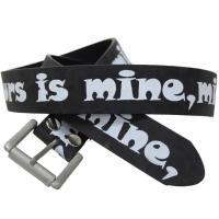 イギリスのことわざ「yours is mine, mine is mine」(お前の物は俺の物、俺の...