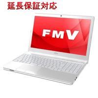 【商品名:】富士通■ノートPC FMV LIFEBOOK AH30/B1■FMVA30B1W■未開封...