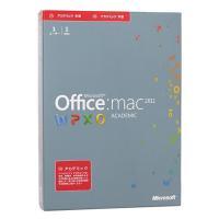 【商品名:】Office for Mac Academic 2011★アカデミック★未開封 / 【商...