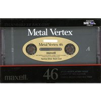 【商品名:】maxell■カセットテープ Metal Vertex■46分■未開封 / 【商品状態:...