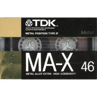 【商品名:】TDK■カセットテープ メタル MA-X46■46分■未開封 / 【商品状態:】新品未開...