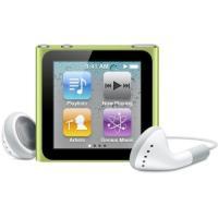 【商品名:】Apple■第6世代 iPod nano■MC690J/A■グリーン/8GB□未開封 /...