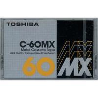 【商品名:】TOSHIBA■カセットテープ Metal C-60MX■未開封 / 【商品状態:】新品...